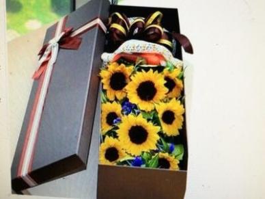 向日葵-礼盒