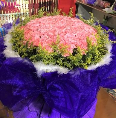 【幸福之家】52朵康乃馨-花束